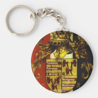 Porte clés Croÿ  Keychain