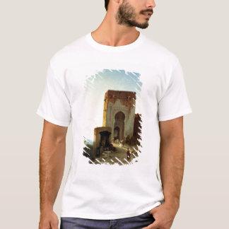 Porte de Justice, Alhambra, Granada (oil on canvas T-Shirt