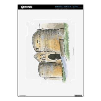 Porte des Tours, France Skin For iPad 3