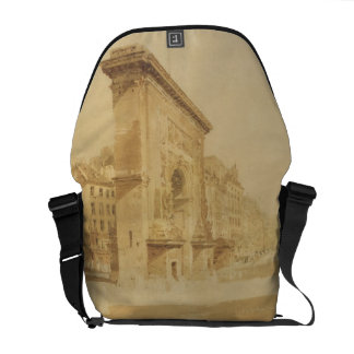 Porte St Denis Paris w c Messenger Bags
