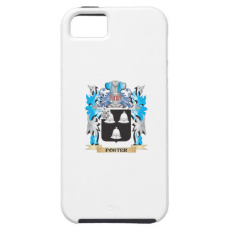Porter Coat of Arms - Family Crest iPhone 5 Case