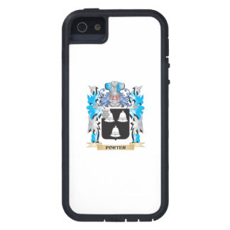 Porter Coat of Arms - Family Crest iPhone 5 Covers