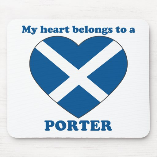 Porter Mouse Pad