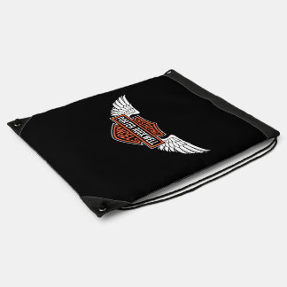 Porter Rockwell: Destroying Angels Parody Logo Drawstring Backpack