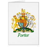 Porter Shield of Great Britain Card