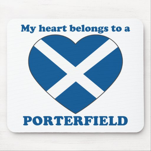 Porterfield Mouse Pad