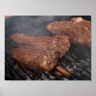 Porterhouse Steak poster