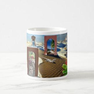 Porterías de desierto, Desert Doors Taza De Café