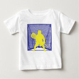 Portero amarillo Goal.ai azul Camisas