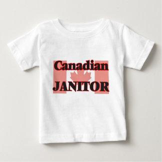Portero canadiense camisas