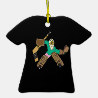 Portero Adorno De Cerámica En Forma De Camiseta