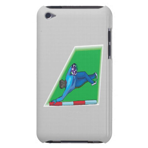Portero del fútbol iPod touch Case-Mate fundas