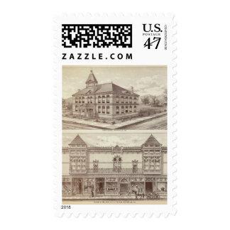 Porterville school, store postage