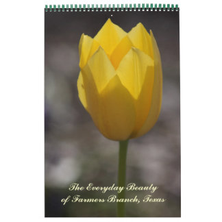 Portfolio of Photos from Gardens of Farmers Branch Calendar