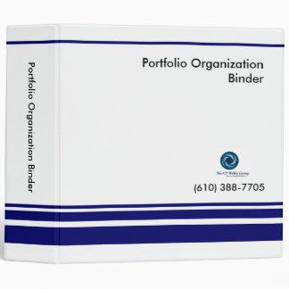 """Portfolio Organization Binder 2"""" - CP Welde Group"""