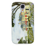 'Porth Avallen Hotel' iPhone 3G Case Galaxy S4 Cover