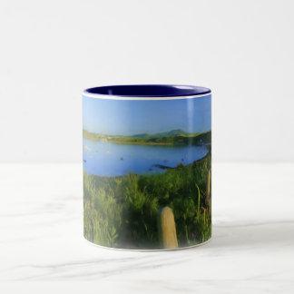 Porth Dinllaen Two-Tone Coffee Mug