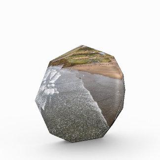 Porth Mawr Whitesands Bay Wales Acrylic Award