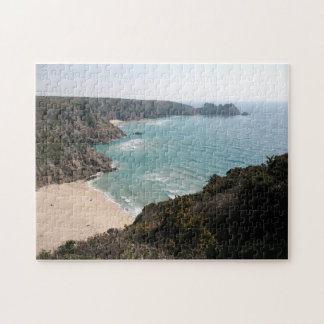 Porthcurno Cornwall Puzzle