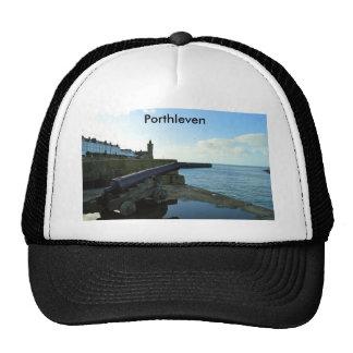 Porthleven Cornwall England Mesh Hats