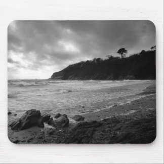 Porthluney Cove Mouse Pad