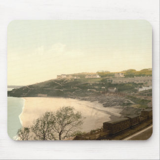 Porthminster Beach, St Ives Mouse Pad