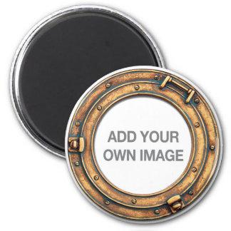 Porthole 1 Magnet