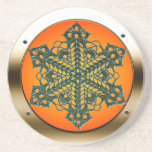 Porthole Doily Coaster