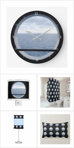 Porthole View Bed and Bath Collection