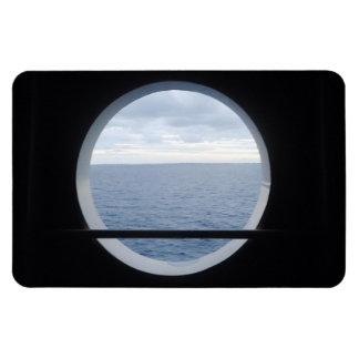 Porthole View Magnets