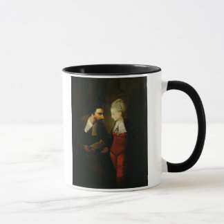 Portia and Shylock from 'The Merchant of Venice' A Mug