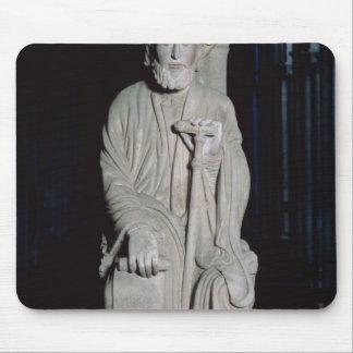 Portico de la Gloria depicting St James Mouse Pad