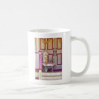 Pórtico - el colector del birdhouse tazas de café