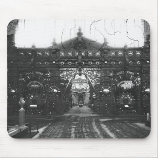 Portico of the Metallurgy Pavilion Mouse Pad