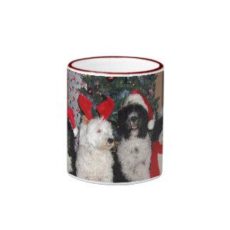 Portie Christmas Mug