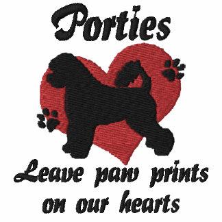 Porties Leave Paw Prints