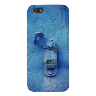 Portilla azul iPhone 5 cobertura