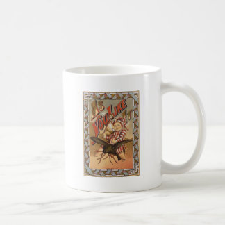 Portilla y Co. Como usted tiene gusto de él anunci Tazas De Café