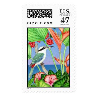 Portion Kingfisher Postage