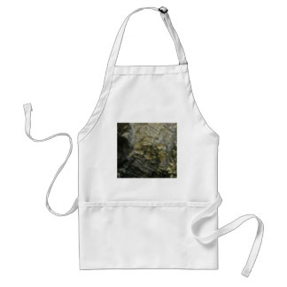 portion of the rock in stone adult apron