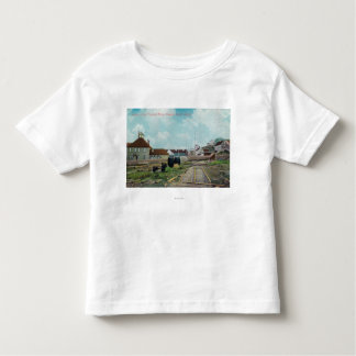 Portion of Treadwell MinesDouglass Island, AK Toddler T-shirt