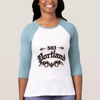 Portland 503 t shirts