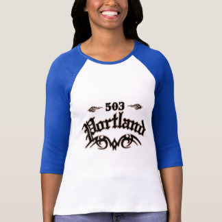 Portland 503 T-Shirt