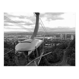 Portland Aerial Tram Postcard