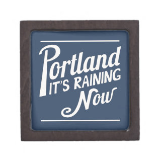 Portland-ahora está lloviendo cajas de joyas de calidad