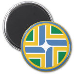 Portland Air Patrol Roundel Refrigerator Magnets