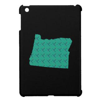 Portland Airport carpet Oregon map Case For The iPad Mini