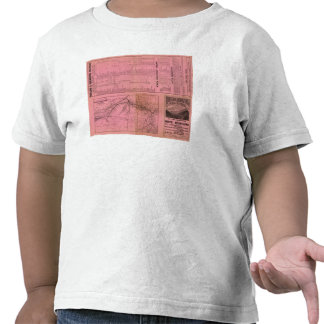 Portland and Ogdensburg Railroad and connections Tshirt