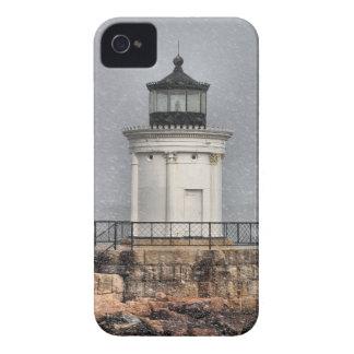 Portland Breakwater / Bug Light iPhone 4 Cover