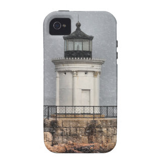 Portland Breakwater / Bug Light Case For The iPhone 4